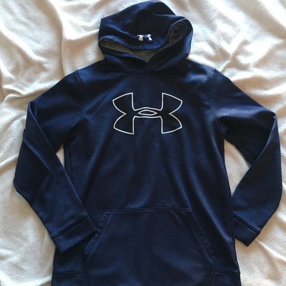 0e98558b8a7b Boys UA Sweatshirt. M 5c6983a2819e9034de586694. Other Shirts   Tops you may  like. Under armour hoodie